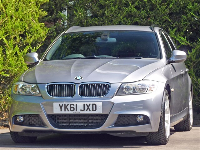 used BMW 325d 3.0 M SPORT TOURING AUTOMATIC in dorset