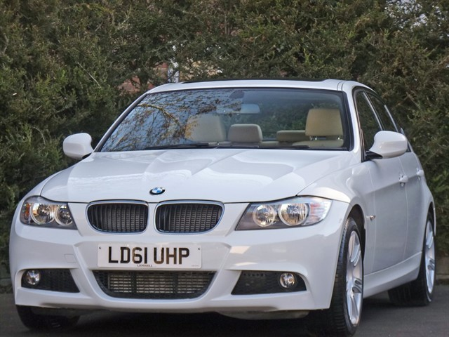 used BMW 320d 2.0 M SPORT AUTOMATIC in dorset