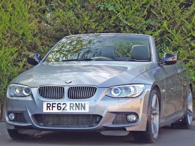 used BMW 325i SPORT PLUS EDITION in dorset