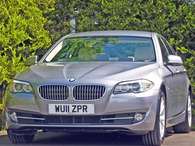 used BMW 520d 2.0 SE Automatic in dorset