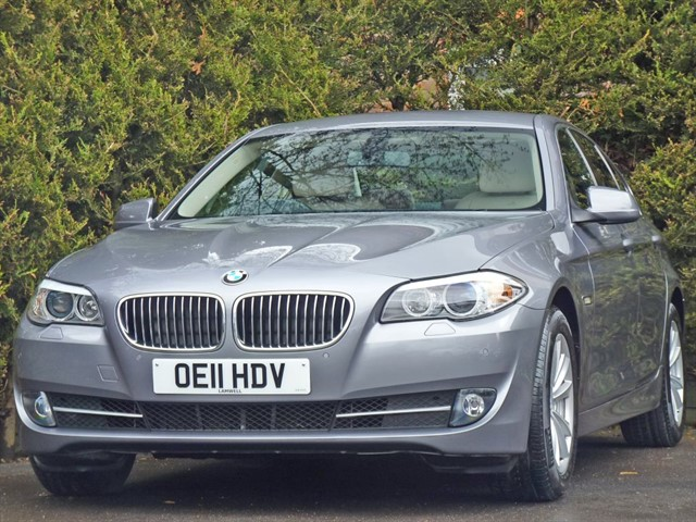 used BMW 520d SE AUTOMATIC in dorset