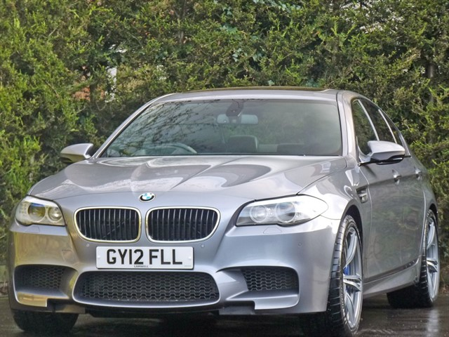 used BMW M5 4.4 M DCT in dorset