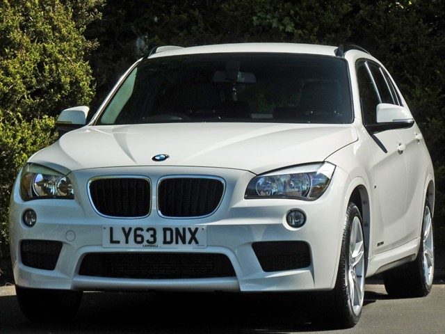 used BMW X1 SDRIVE20D M SPORT in dorset