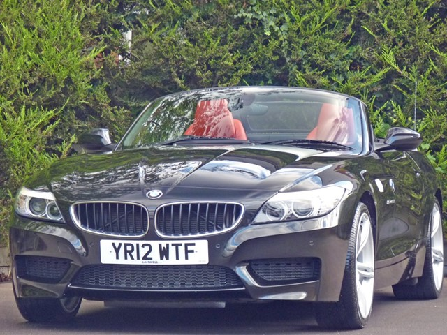 used BMW Z4 SDRIVE20I M SPORT ROADSTER in dorset