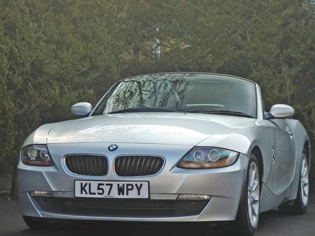 used BMW Z4 SPORT ROADSTER E4 in dorset