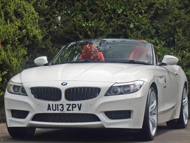 used BMW Z4 SDRIVE20I M SPORT ROADSTER in dorset