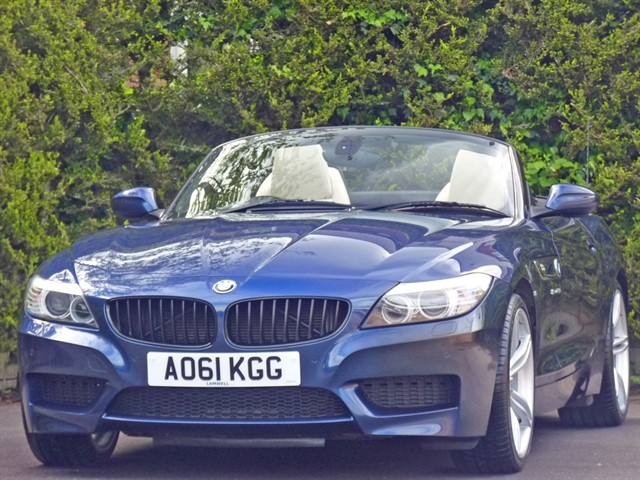 used BMW Z4 SDRIVE23I M SPORT HIGHLINE EDITION in dorset
