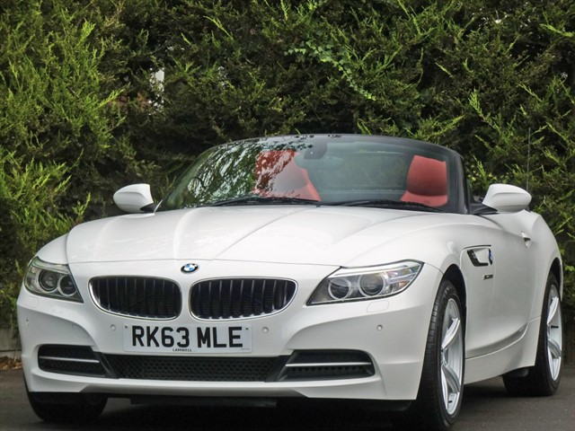 used BMW Z4 SDRIVE 2.0i ROADSTER in dorset