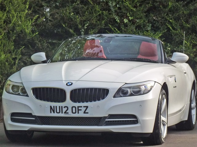 used BMW Z4 SDRIVE20I ROADSTER in dorset