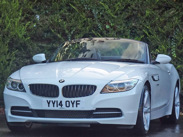 used BMW Z4 SDRIVE M SPORT ROADSTER in dorset