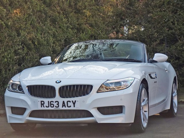 used BMW Z4 SDRIVE18I M SPORT ROADSTER in dorset