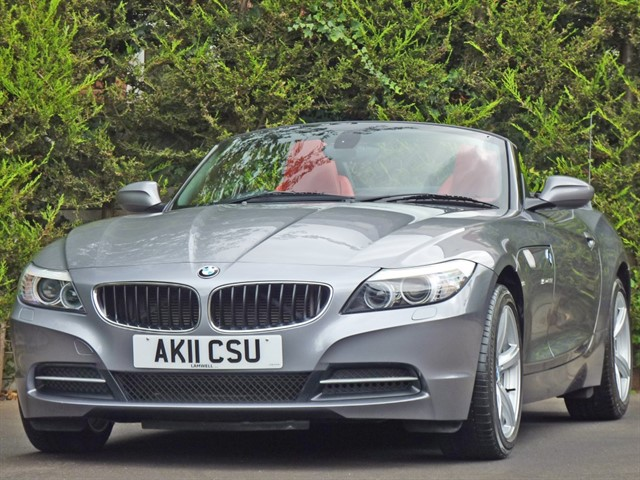 used BMW Z4 SDRIVE23I ROADSTER in dorset