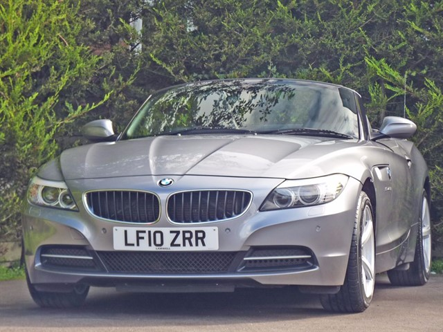 used BMW Z4 SDRIVE23I 2.5 SPORTS ROADSTER in dorset