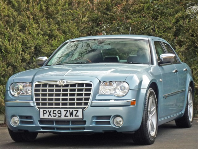 used Chrysler 300C CRD AUTOMATIC in dorset