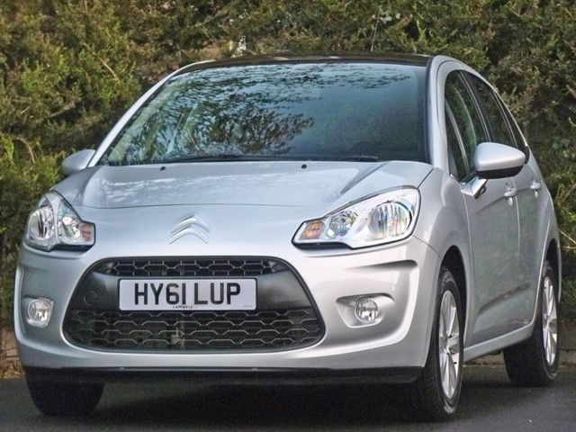 used Citroen C3 VTR PLUS in dorset