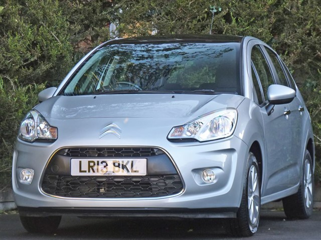 used Citroen C3 1.4 HDi VTR+ in dorset