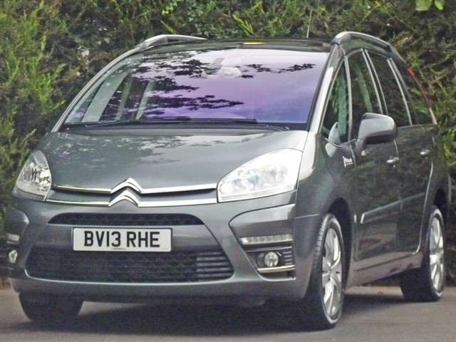 used Citroen Grand C4 Picasso 1.6 HDI PLATINUM GRAND PICASSO in dorset