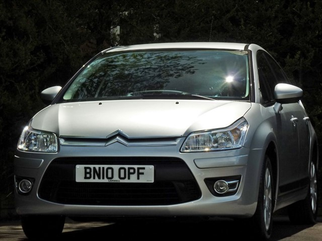 used Citroen C4 1.6 HDi VTR PLUS AUTOMATIC in dorset