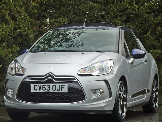 used Citroen DS3 E-HDI AIRDREAM DSTYLE PLUS in dorset