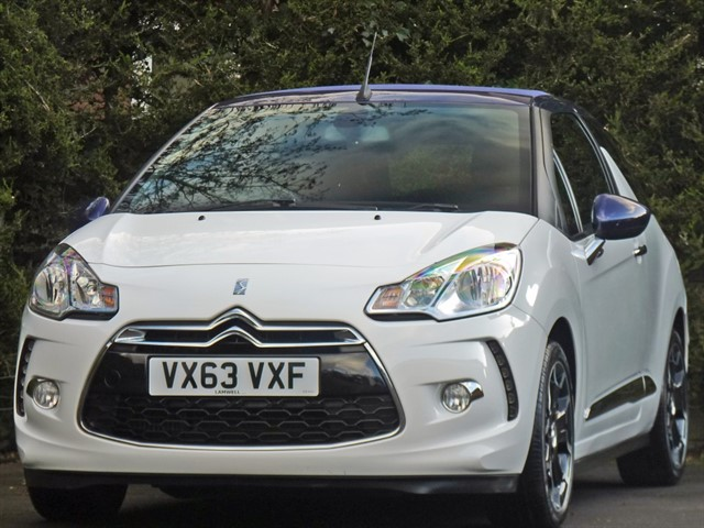 used Citroen DS3 E-HDI AIRDREAM DSTYLE in dorset