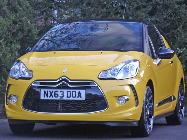 used Citroen DS3 DSTYLE PLUS in dorset