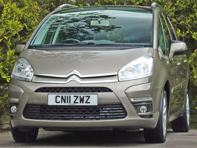 used Citroen Grand C4 Picasso 1.6 HDi VTR + 7 SEATER in dorset