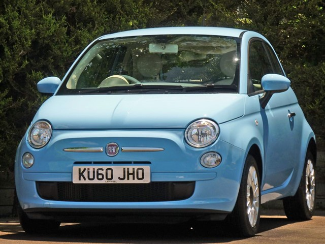 used Fiat 500 0.9 TWIN AIR POP in dorset