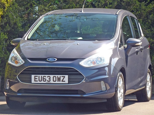 used Ford B-Max ZETEC in dorset