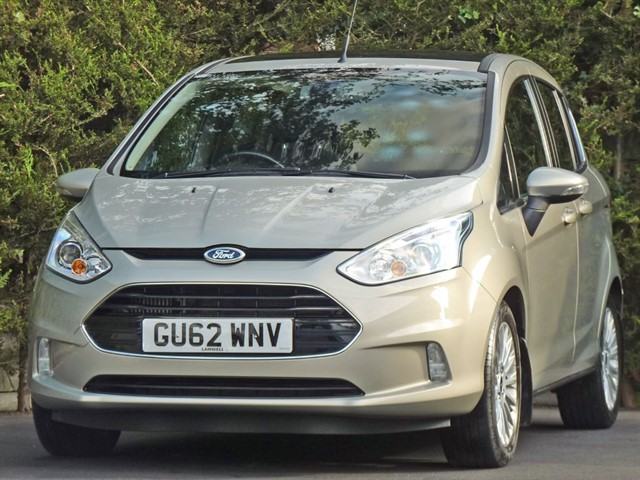 used Ford B-Max 1.6 TDCi TITANIUM in dorset