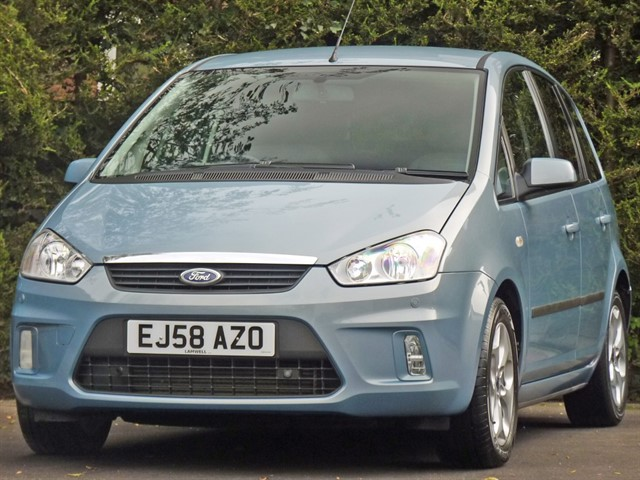 used Ford C-Max ZETEC TDCi in dorset