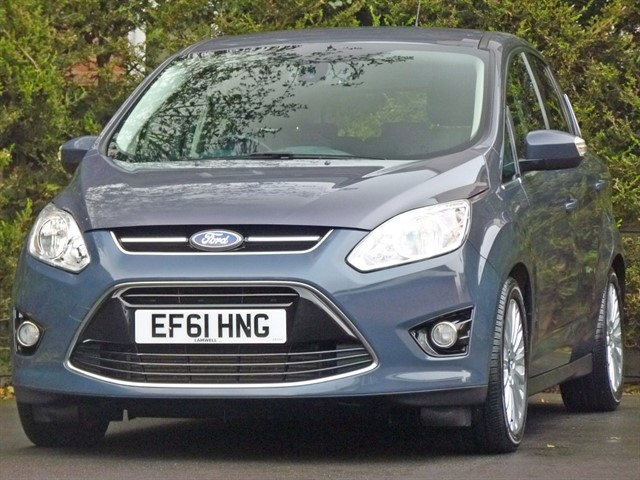 used Ford C-Max TITANIUM TDCi AUTOMATIC in dorset
