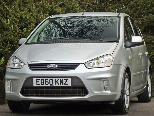 used Ford C-Max ZETEC in dorset