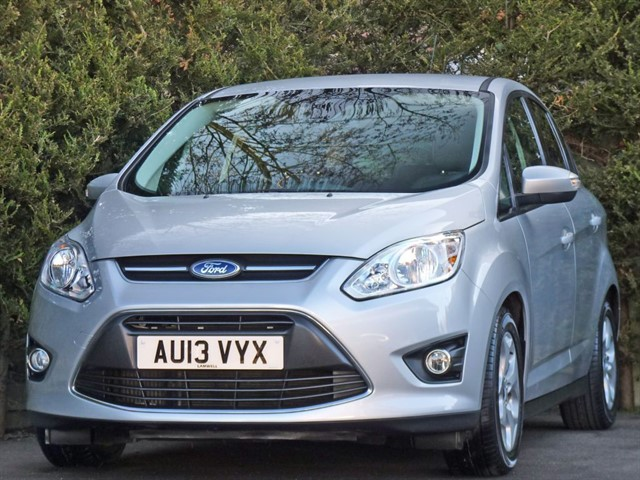 used Ford C-Max 1.6 TDCi ZETEC in dorset