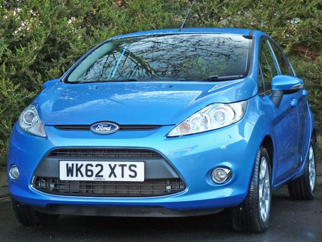 used Ford Fiesta 1.4 ZETEC  in dorset