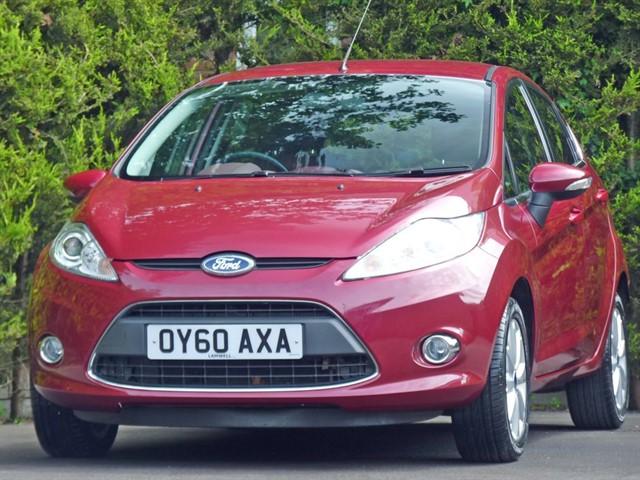 used Ford Fiesta 1.2 ZETEC in dorset