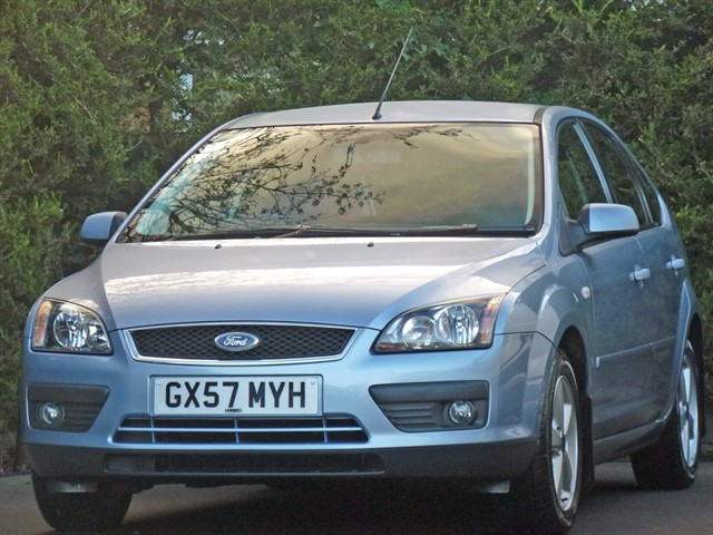 used Ford Focus 1.6 ZETEC CLIMATE in dorset