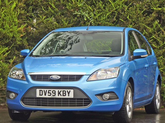used Ford Focus 1.6 ZETEC in dorset