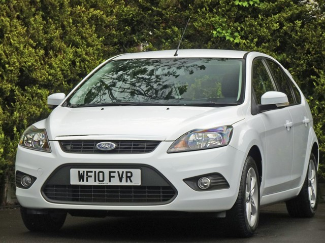 used Ford Focus ZETEC in dorset