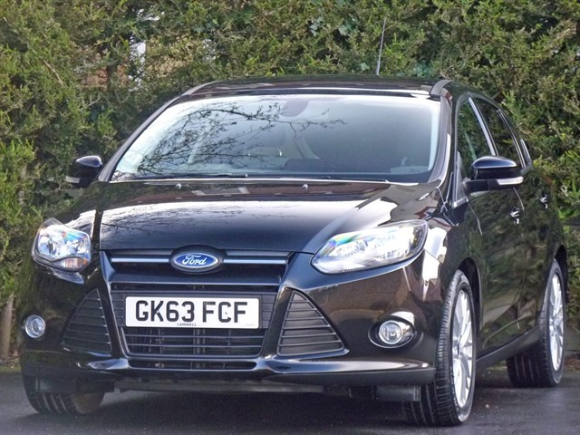 used Ford Focus 1.6 TDCi ZETEC in dorset