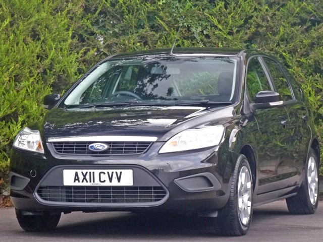 used Ford Focus 1.6 STYLE AUTOMATIC in dorset