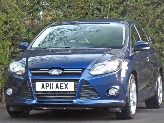 used Ford Focus 1.6 TDCi TITANIUM in dorset