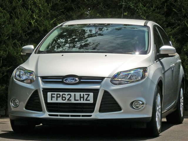 used Ford Focus TITANIUM in dorset