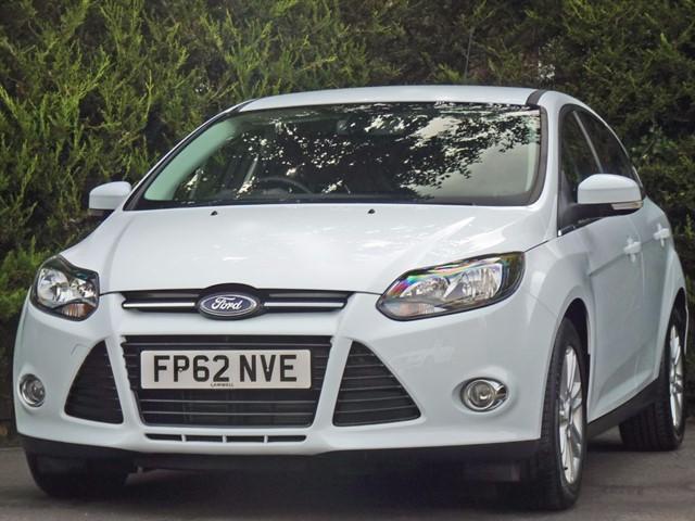 used Ford Focus TITANIUM in dorset