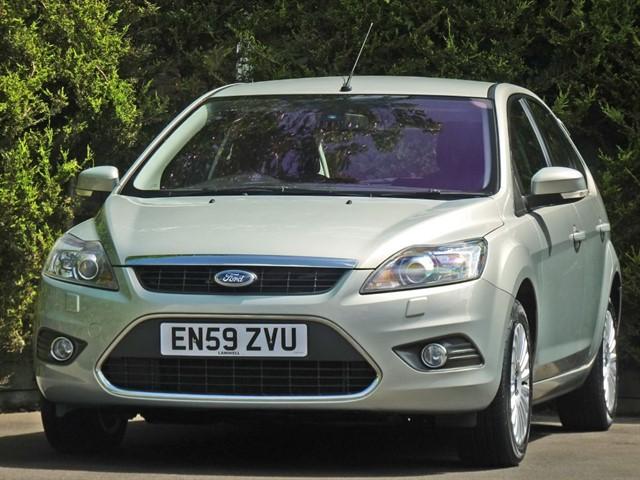 used Ford Focus TITANIUM AUTOMATIC in dorset