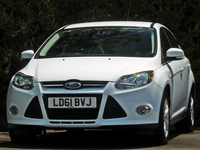 used Ford Focus 1.6 ZETEC in dorset