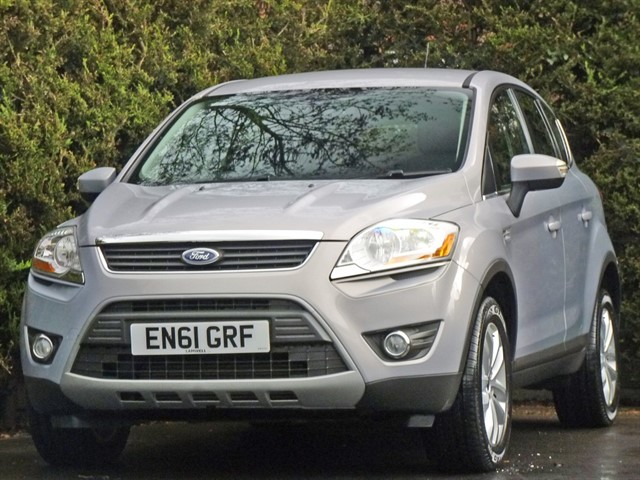 used Ford Kuga TITANIUM TDCI in dorset