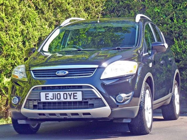 used Ford Kuga ZETEC TDCI  in dorset