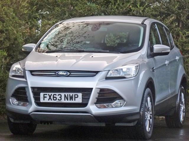 used Ford Kuga 2.0 TDCi TITANIUM in dorset