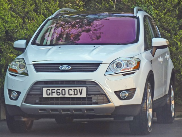 used Ford Kuga 2.0 TDCi (163) TITANIUM 4x4 in dorset
