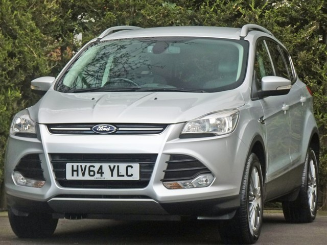 used Ford Kuga 2.0 TDCi TITANIUM in dorset